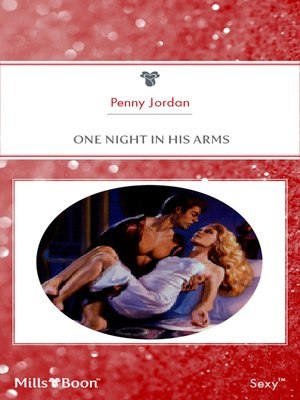 cover image of One Night In His Arms