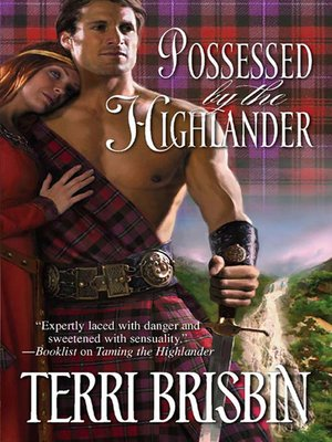 cover image of Possessed by the Highlander