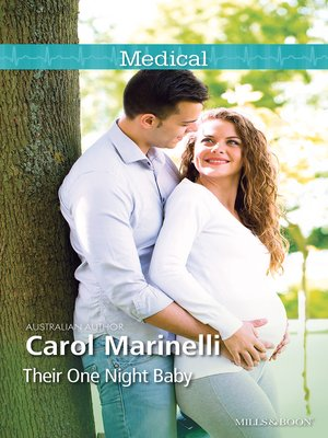 cover image of Their One Night Baby