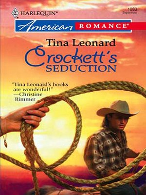 cover image of Crockett's Seduction