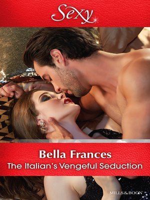 cover image of The Italian's Vengeful Seduction