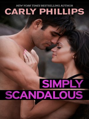 cover image of Simply Scandalous