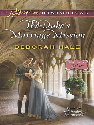 cover image of The Duke's Marriage Mission