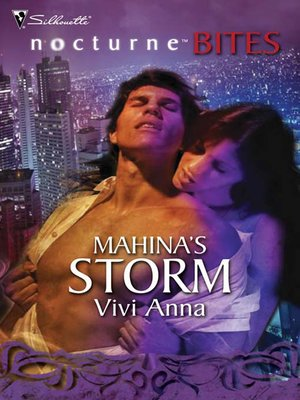 cover image of Mahina's Storm
