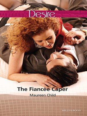 cover image of The Fiancee Caper