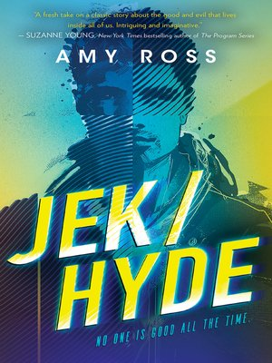 cover image of Jek/Hyde