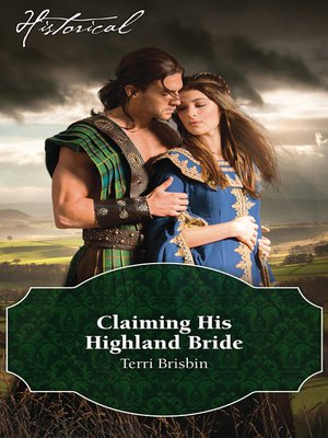 cover image of Claiming His Highland Bride