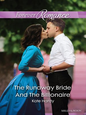 cover image of The Runaway Bride and the Billionaire