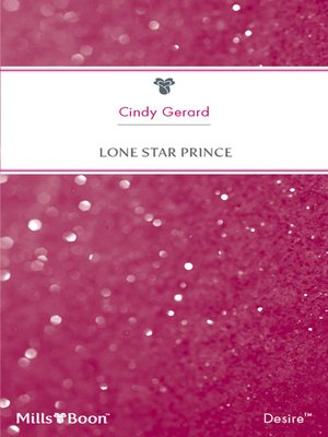 cover image of Lone Star Prince