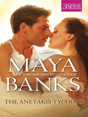 cover image of The Anetakis Tycoons--3 Book Box Set