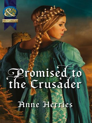 cover image of Promised to the Crusader