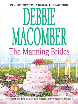 cover image of The Manning Brides--2 Book Box Set