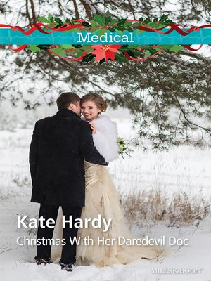 cover image of Christmas With Her Daredevil Doc