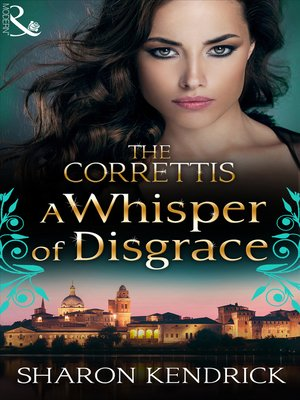 cover image of A Whisper of Disgrace