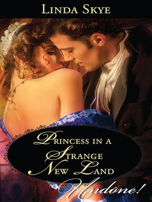 cover image of Princess In a Strange New Land