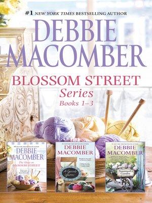 cover image of The Shop On Blossom Street/A Good Yarn/Susannah's Garden