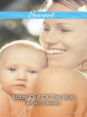 cover image of Baby Out of the Blue