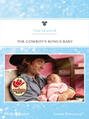 cover image of The Cowboy's Bonus Baby