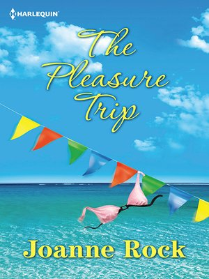 cover image of The Pleasure Trip