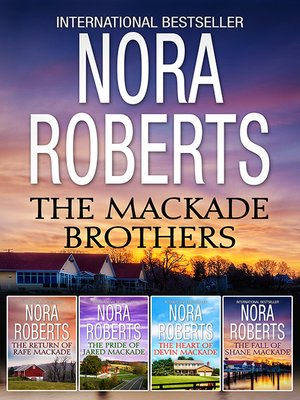 cover image of The MacKade Brothers Bundle