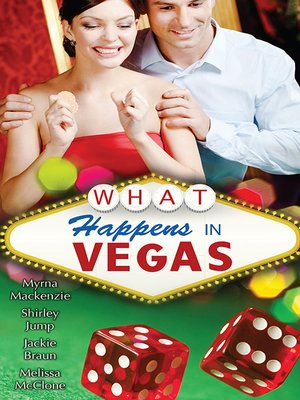 cover image of What Happens In Vegas--4 Book Box Set