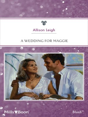 cover image of A Wedding For Maggie