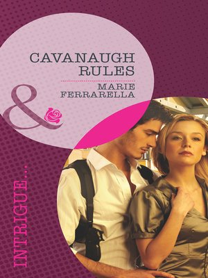 cover image of Cavanaugh Rules