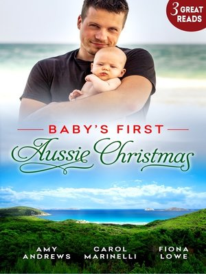 cover image of Baby's First Aussie Christmas--3 Book Box Set