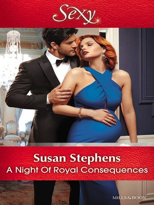cover image of A Night of Royal Consequences