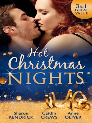 cover image of Hot Christmas Nights--3 Book Box Set