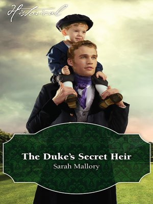 cover image of The Duke's Secret Heir