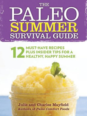 cover image of The Paleo Summer Survival Guide