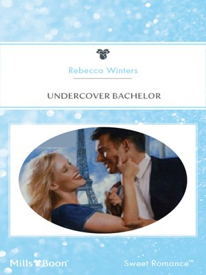 cover image of Undercover Bachelor