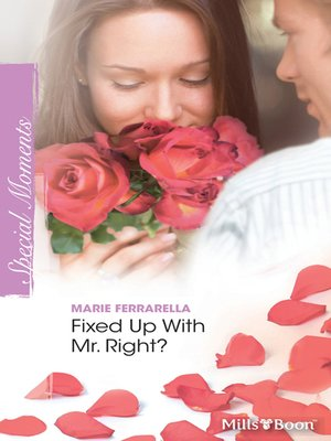 cover image of Fixed Up With Mr. Right?