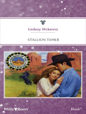 cover image of Stallion Tamer