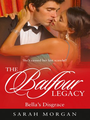 cover image of Bella's Disgrace
