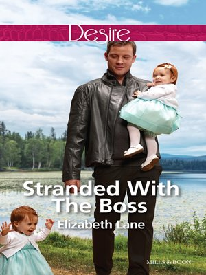 cover image of Stranded With the Boss