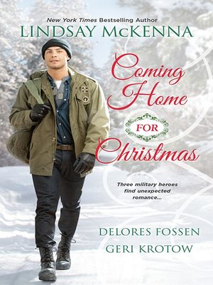 cover image of Coming Home For Christmas--3 Book Box Set