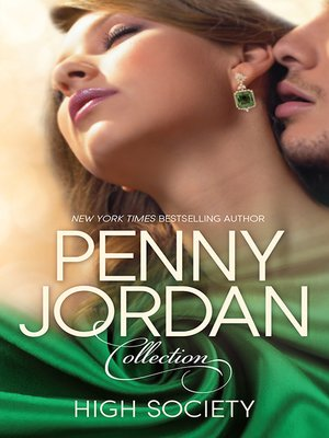 cover image of Penny Jordan Collection
