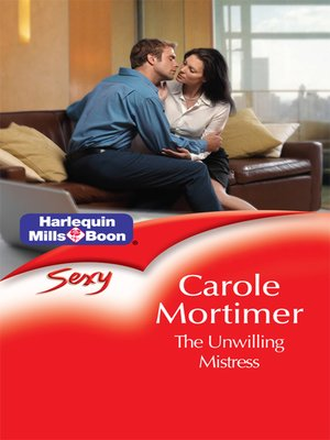 cover image of The Unwilling Mistress