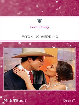 cover image of Wyoming Wedding