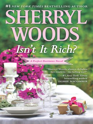 cover image of Isn't It Rich?