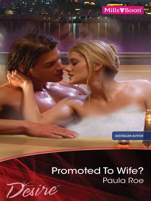 cover image of Promoted to Wife?