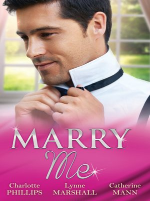 cover image of Marry Me--3 Book Box Set