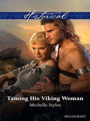 cover image of Taming His Viking Woman