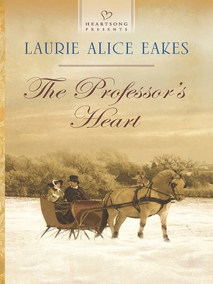 cover image of The Professor's Heart