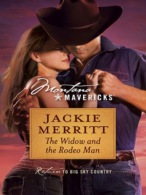 cover image of The Widow and the Rodeo Man