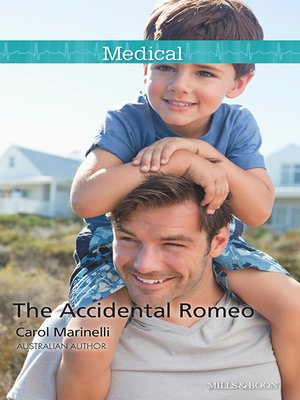 cover image of The Accidental Romeo