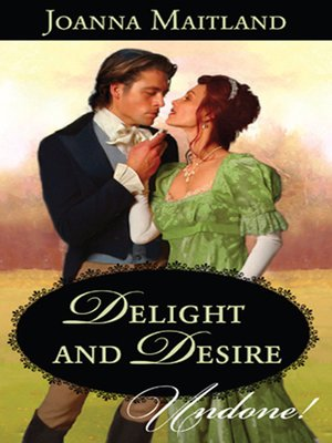 cover image of Delight And Desire
