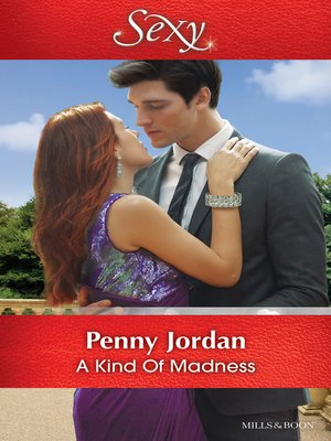 cover image of A Kind of Madness